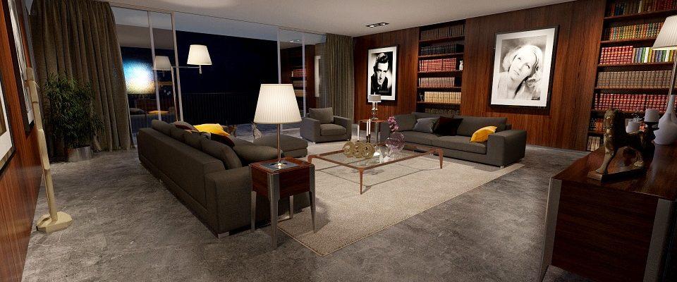 Knižnica vo vašej obývačke? To je to pravé pre vás!