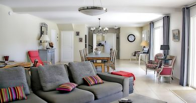 Aké dekorácie voliť do obývacej izby? Aneb nech je obývačka moderný