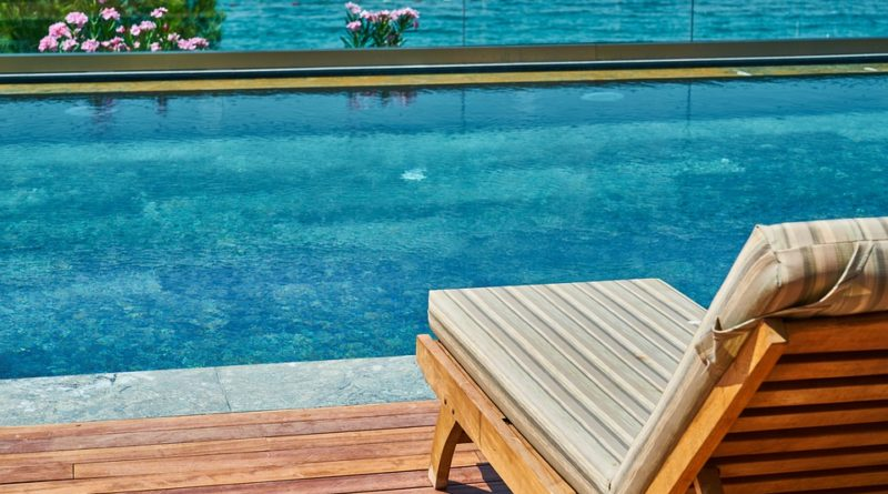 Ako efektívne zabezpečiť bazén?