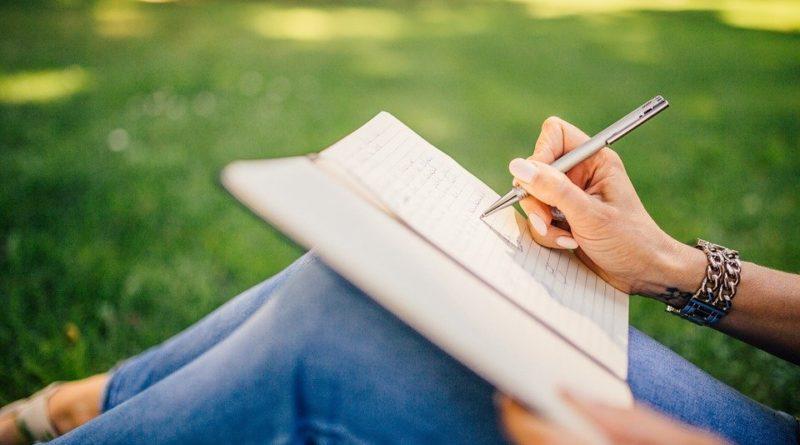 Prečo si písať vlastný denníček?